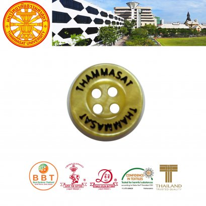 Engraved Buttons- Thammasat University