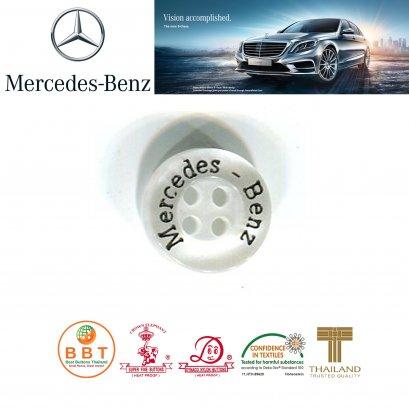กระดุมโลโก้ Mercedes-Benz