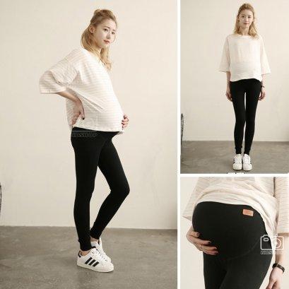 กางเกงคนท้อง เลคกิ้งคนท้อง ขายาว