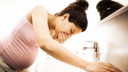 อาการแพ้ท้อง กับวิธีการรับมือของคุณแม่ตั้งครรภ์