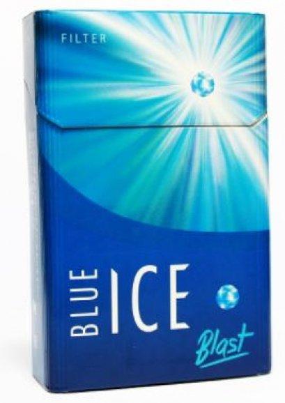 บหรี่ บลู ไอซ์ หอมมิ้นท์ Blue Ice Blast 1คอตตอน (1เม็ดบีบ) Country of Origin: Japan Brand : Blue Ice  บุหรี่blue ice blast บุหรี่นำเข้าจากประเทศญี่ปุ่น บุหรี่japan ตัวใหม่แนวเย็นสุดๆเอาใจคนชอบบุหรี่รสชาติเย็นตัวนี้เย็นไอซ์บาสแต่ราคาถูกกว่าอีกด้วย