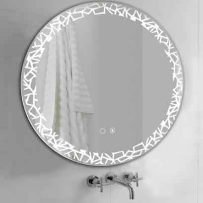 FLORA กระจกไฟทรงกลม 5 x 60 x 60 ซม. M0038