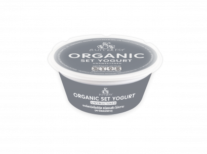 Organic Set Yogurt - Unsweetened