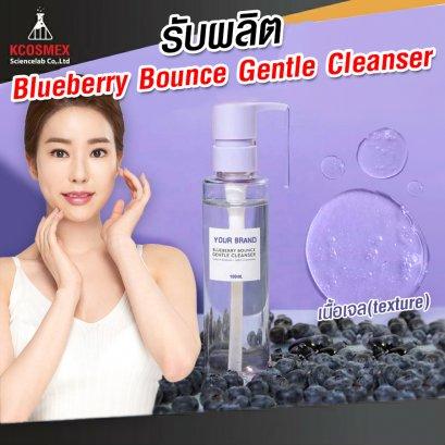รับผลิต Blueberry Bounce Gentle Cleanser