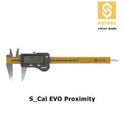 """SYLVAC"" Caliper S_Cal EVO Proximity Micron"