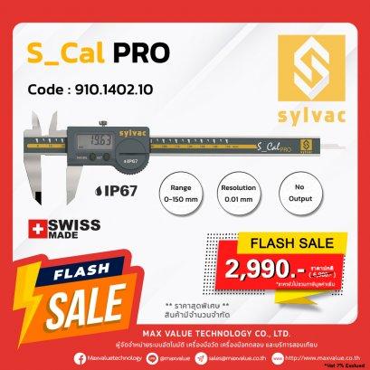 Caliper S_cal PRO IP67 - Range 150 mm