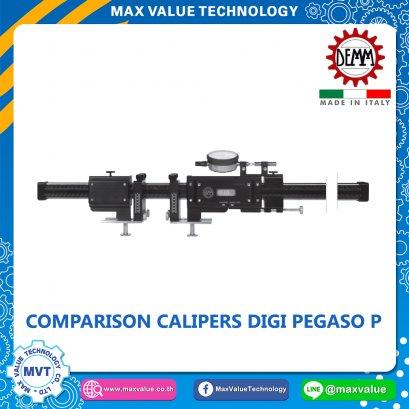 Comparison calipers DIGI PEGASO P