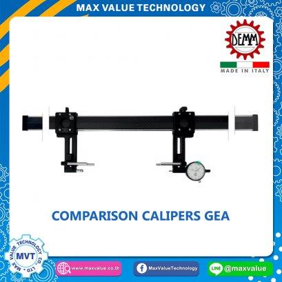 Comparison calipers GEA