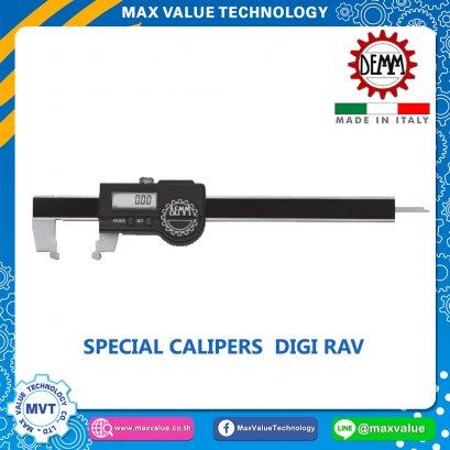Special calipers DIGI RAV