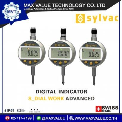 Digital indicators S_Dial Work Advance, Smart and Nano