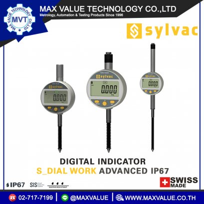 Digital Indicator ADVANCE IP67