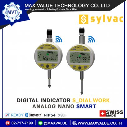 Digital indicators Analog Nano Smart