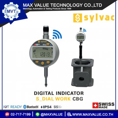 Digital Indicator Special Version for Cylindrical Bore Gauge.