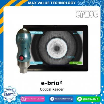 e-brio² - Brinell optical reader