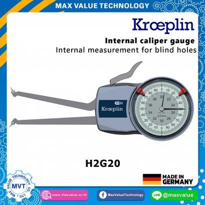 H2G20 - Internal Caliper Gauge (Mechanical) 20-40 mm