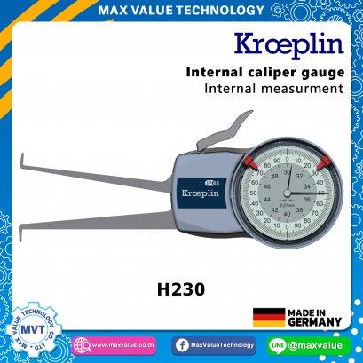 H230 - Internal Caliper Gauge (Mechanical) 30-50 mm