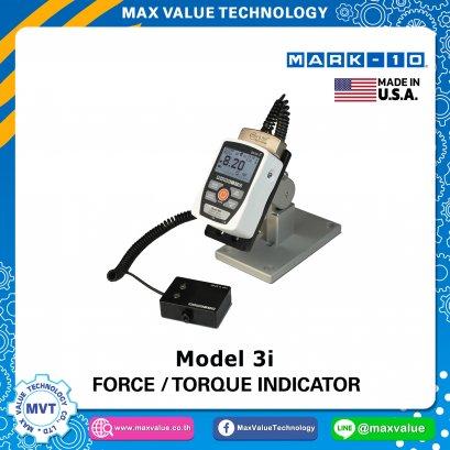 Model 3i - Basic Force / Torque Indicator