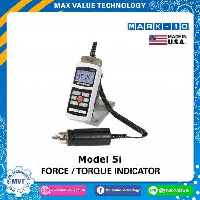 Model 5i - Advanced Force / Torque Indicator