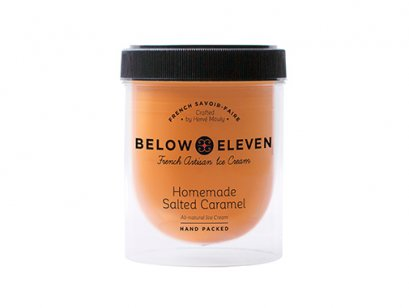 Below 11 Salted Caramel (Pint)