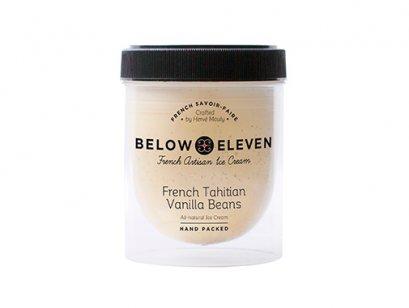 Below 11 French Tahitian Vanilla (Pint)