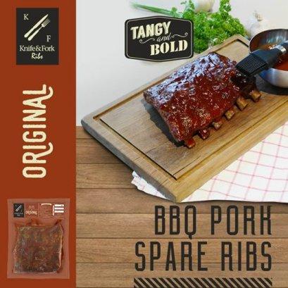BBQ Pork Spare Rib