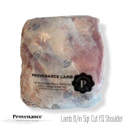 NZ Lamb Shoulder B/in Square Cut 1.8-2 kg