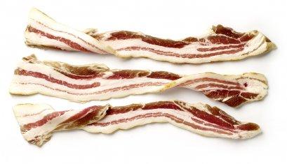 Wood Smoked Streaky Bacon (Frozen)