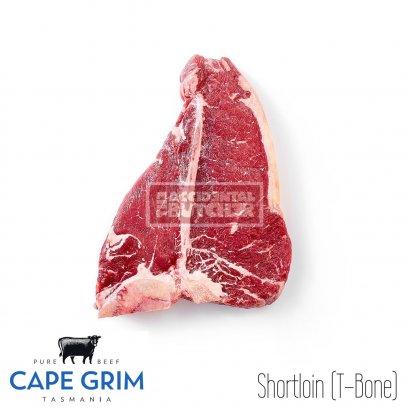 Cape Grim Shortloin (T-Bone)