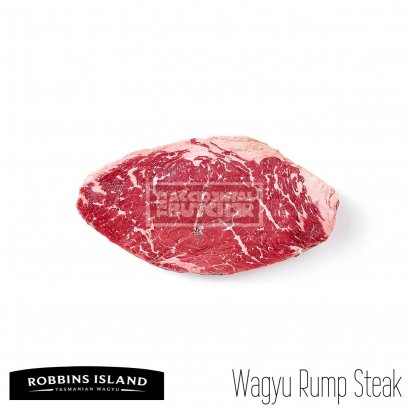 Robbins Island Wagyu Rump Steak MB4-6