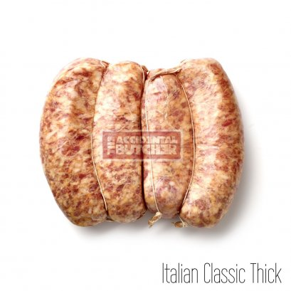 Frozen Italian Sausage Classic (Thick)
