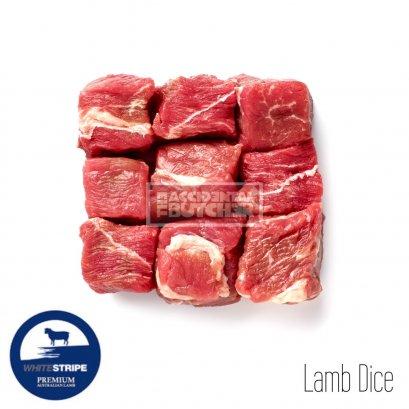 Victorian Lamb Diced