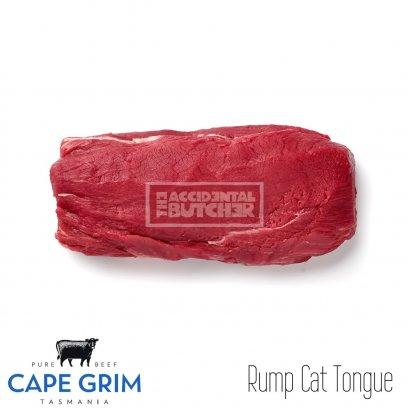 Cape Grim Cat Tongue (Rump)