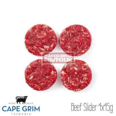 Cape Grim Beef burger slider (4 pcs)