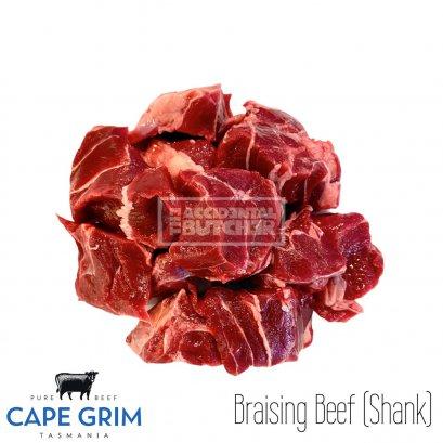 Cape Grim Stewing Beef / Beef Shank (Braising Beef)