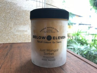 Below Just Mango Sorbet (Big)