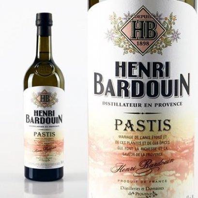 Pastis Henri Bardouin - Liquor