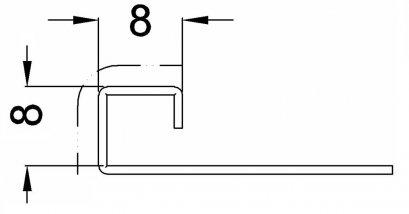 S-TQV080 - 2.5 Meters