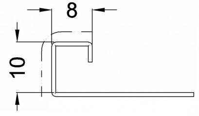 S-TQV100 ยาว 2.5 เมตร