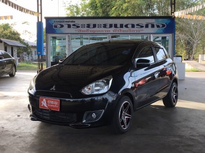 2012 Mitsubishi Mirage 1.2 (ปี 12-16) GLX Hatchback AT