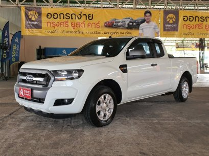 2016 Ford Ranger 2.2 OPEN CAB (ปี 15-18) XLS Pickup MT