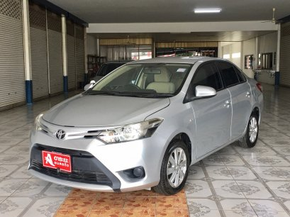 TOYOTA VIOS 1.5 E AT 2014