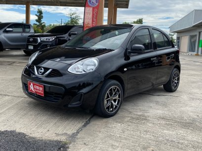 NISSAN MARCH 1.2 S M/T 2017