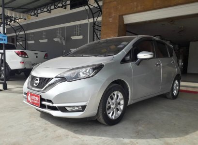 NISSAN NOTE 1.2 VL A/T 2018