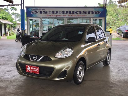 NISSAN MARCH 1.2 S M/T 2016