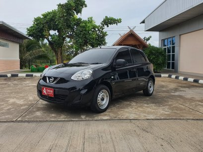 NISSAN MARCH 1.2 S M/T 2020*