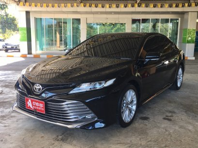 TOYOTA CAMRY 2.5 G A/T 2020