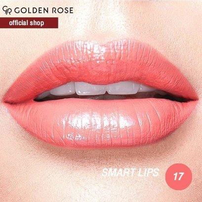 GR Smart Lips Moisturising Lipstick 3.5กรัม No.17