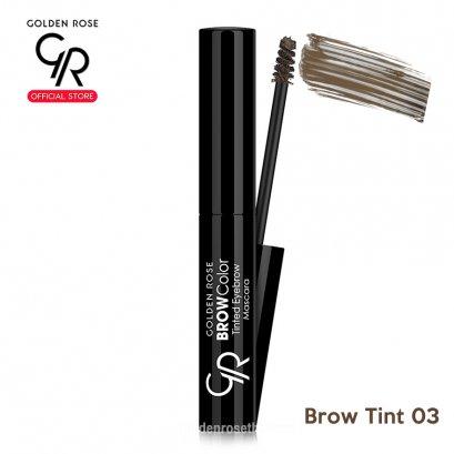 GR Brow Color Tinted Eyebrow Mascara 4.2มล. No.03