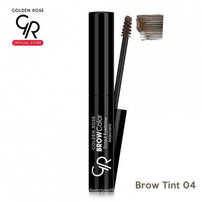 GR Brow Color Tinted Eyebrow Mascara 4.2มล. No.04