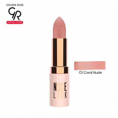 GR Nude Look Perfect Matte Lipstick 4.2g No.01